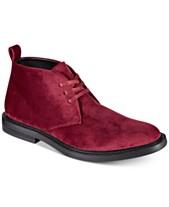 e494ea44b9a I.N.C. Men s Salem Velvet Chukka Boots