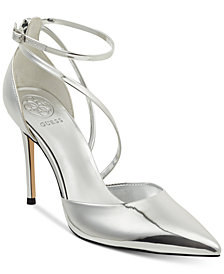 GUESS Women's Bizzy Detail Dress Pumps