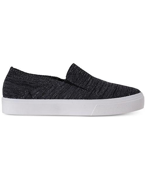 5e8ffd636b52 ... Skechers Women s Street Poppy Blurred Lines Slip-On Casual Sneakers  from Finish ...