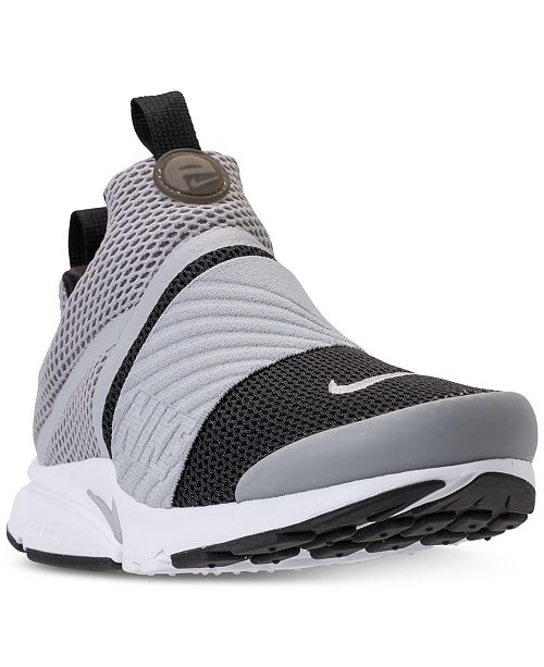 c85e7f51b96e5 Nike Boys  Presto Extreme Running Sneakers from Finish Line ...