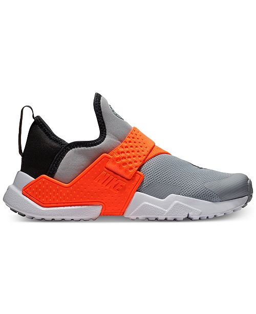 a8d5c08e200b Nike Little Boys  Huarache Extreme Running Sneakers from Finish Line ...