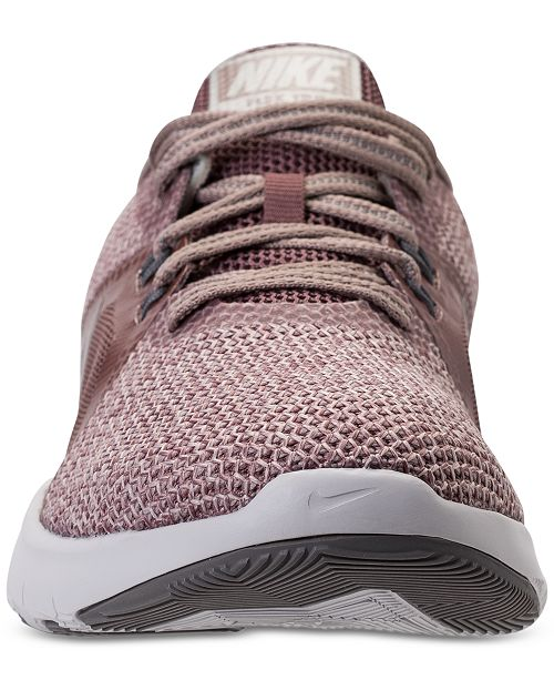 ac25944d2641 ... Nike Women s Flex Trainer 8 Premium Training Sneakers from Finish ...