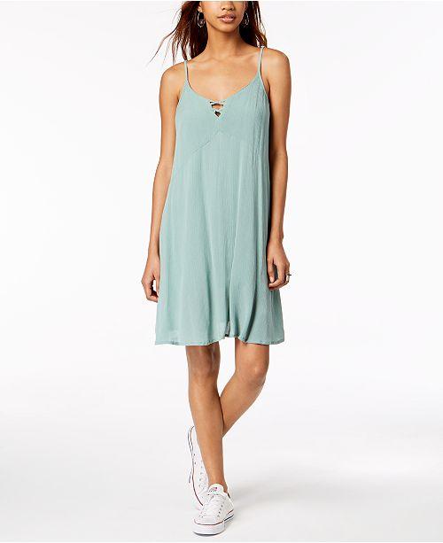 Roxy Juniors' Full Bloom Scoop Dress