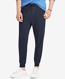 Polo Ralph Lauren Men's Double-Knit Jogger Pants