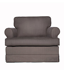 Sofas 2 Go Everett Chair Dolphin