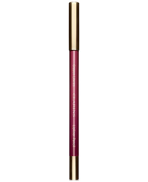 Clarins Lipliner Pencil, 0.04-oz.