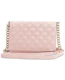 Collection XIIX Quilted Leather Crossbody Wallet