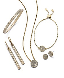 DKNY Crystal Pavé Jewelry Collection