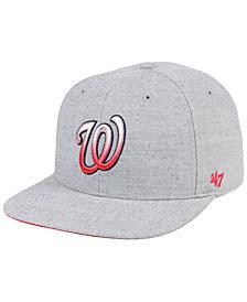 '47 Brand Washington Nationals Falton Snapback Cap