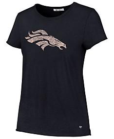 c5c7d5b4 Denver Broncos Sport Fan T-Shirts, Tank Tops, Jerseys For Women - Macy's