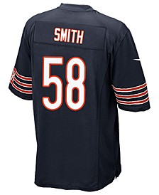 Men's Roquan Smith Chicago Bears Game Jersey