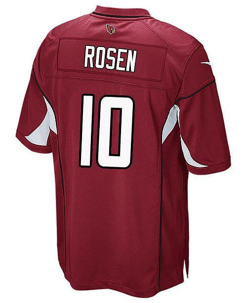 Nike Men's Josh Rosen Arizona Cardinals Game Jersey