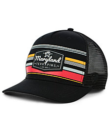 Top of the World Maryland Terrapins Top Route Trucker Cap