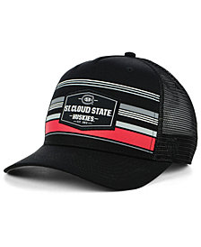 Top of the World St. Cloud State Huskies Top Route Trucker Cap