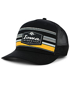 Top of the World Iowa Hawkeyes Top Route Trucker Cap
