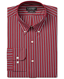 Ralph Lauren Men's Striped Dress Shirt