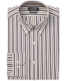 Lauren Ralph Lauren Men's Striped Dress Shirt