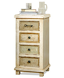 LaRose Four Drawer Accent Cabinet