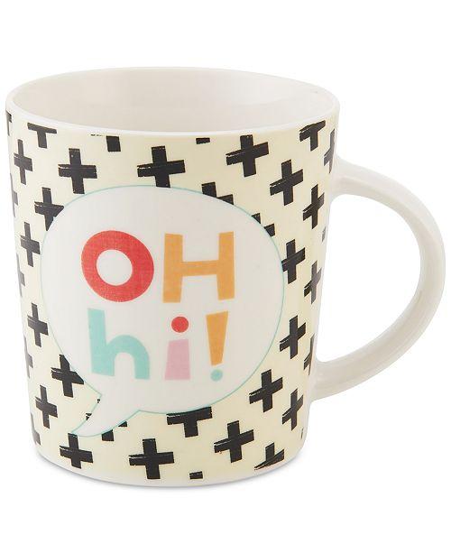 Pfaltzgraff Oh Hi Mug