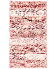"Cascada Home Cotton Jersey Stripe 30"" x 45"" Accent Rug"