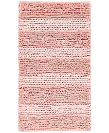 Cascada Home Cotton Jersey Stripe Accent Rug Collection