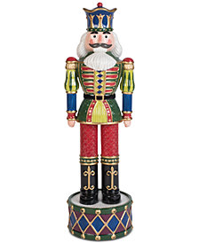 Fitz and Floyd Holiday Prince Nutcracker