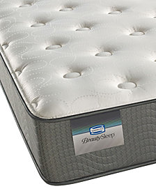 "ONLINE ONLY! BeautySleep 9.5"" Alpine Valley Luxury Firm Mattress- Twin XL"