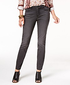 Curvy-Fit Skinny Jeans, Created for Macy's