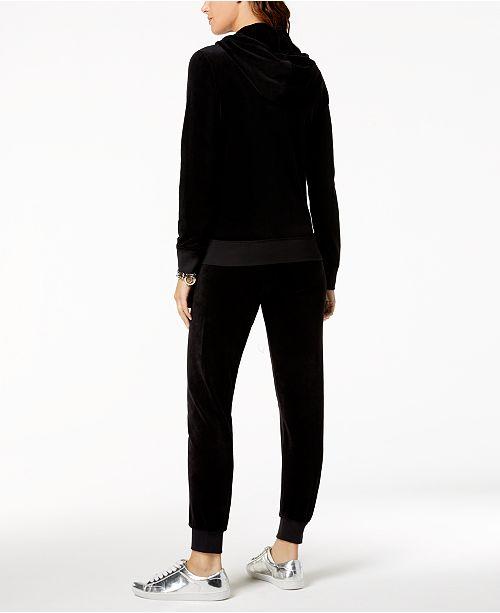 5dcfac39c634 Juicy Couture Velour Jacket   Jogger Pants   Reviews - Juniors ...