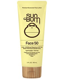 Sun Bum Face Lotion SPF 50, 3-oz.