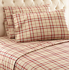 Micro Flannel® Queen Sheet Set