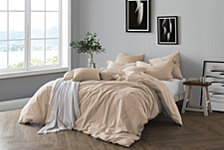 Yarn Dyed Duvet Cover Set Collection