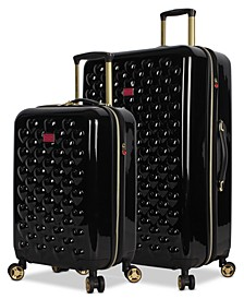 Heart to Heart Expandable Hardside Luggage Collection