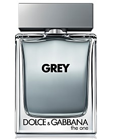 DOLCE&GABBANA Men's The One Grey Eau de Toilette, 3.3-oz.