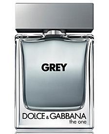 DOLCE&GABBANA Men's The One Grey Eau de Toilette, 1.6-oz.