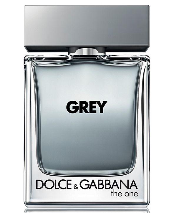 Dolce & Gabbana DOLCE&GABBANA Men's The One Grey Eau de Toilette, 1.6-oz.