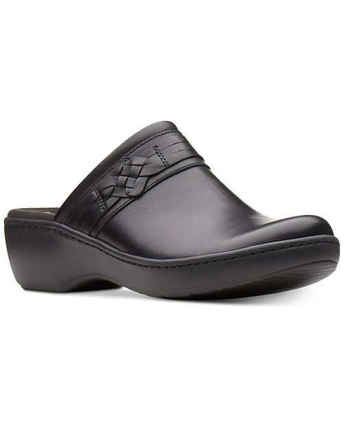 efe9a49e10b ... Clarks Collection Women's Delana Hayden Mules, Created for Macy's ...