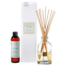 Aromatique Harvest Cotton Ginseng Reed Diffuser Set