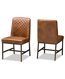 Marleane Dining Chair (Set Of 2), Quick Ship