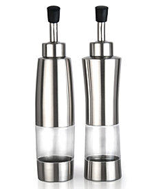 BergHOFF Geminis Stainless Steel Oil & Vinegar Dispenser Set