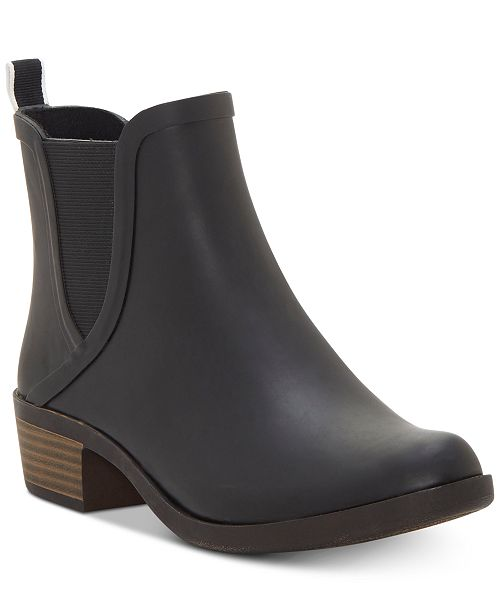 b8601247f4b95 Lucky Brand Women's Basel H2O Booties & Reviews - Boots - Shoes - Macy's