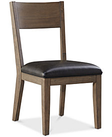 CLOSEOUT! Sierra Dining Chair (Set Of 2), Quick Ship