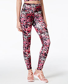 Material Girl Juniors' Printed Skinny Leggings, Created for Macy's