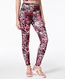 Material Girl Juniors' Printed Skinny Leggings, Created for Macy's