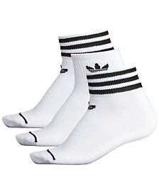 adidas Originals 3-Pk. Superlite Low-Cut Socks