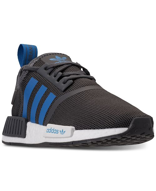 d7cc9c20863ba adidas Boys  NMD Runner Casual Sneakers from Finish Line   Reviews ...