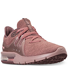 Nike Women's Air Max Sequent 3 Premium AS Running Sneakers from Finish Line