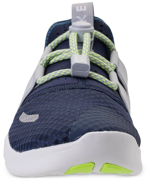 f34748bbbe850 ... Nike Boys  Free Run Commuter 2018 Running Sneakers from Finish Line ...