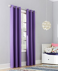 "Kids Riley 40"" x 63"" Blackout Curtain Panel"