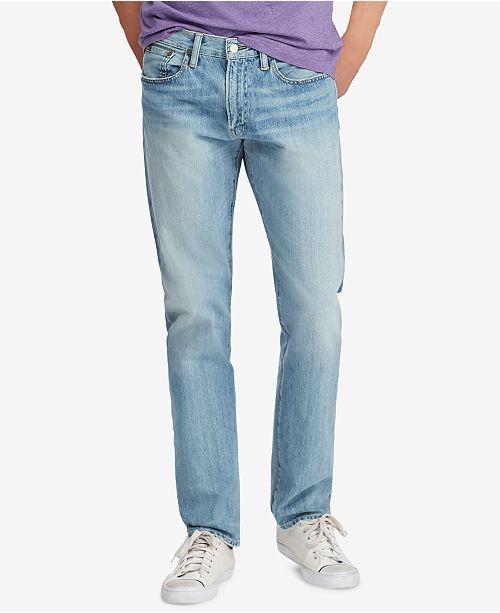 df69ed862 ... Polo Ralph Lauren Men s Big   Tall Hampton Relaxed Straight Jeans ...